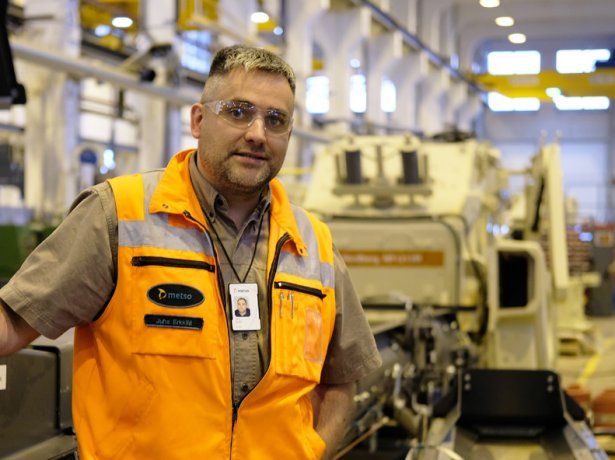 Metso invests in growth