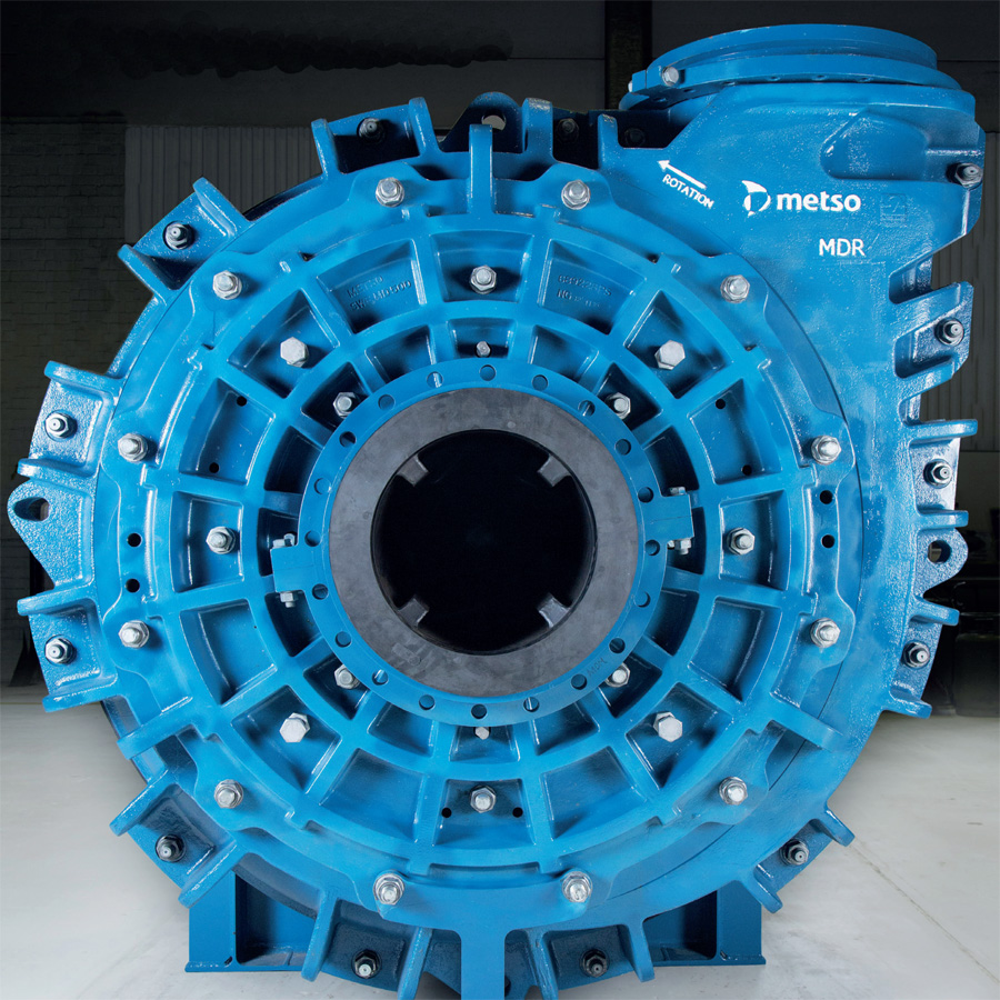 Metso Horizontal Slurry Pumps